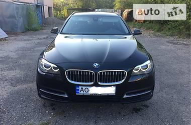 BMW 520 2017 в Ужгороде