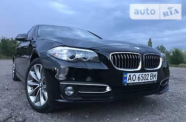 BMW 520 2016 в Ужгороде