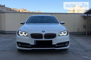 BMW 520 2016 в Днепре