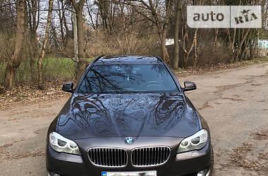 BMW 520 2013 в Львове