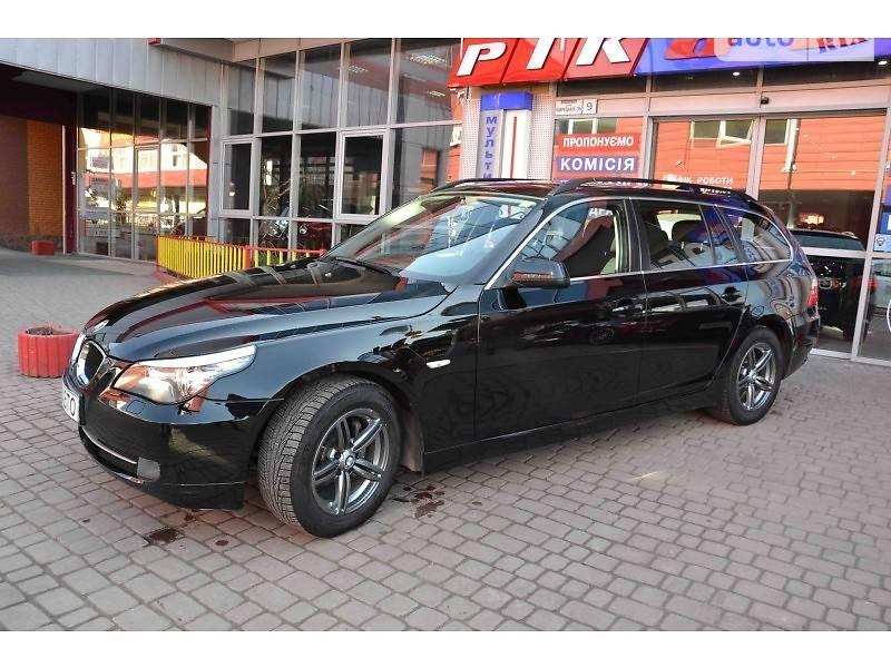 BMW 5 серия 2011 года в Киеве