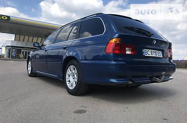 BMW 520 2001 в Дрогобыче