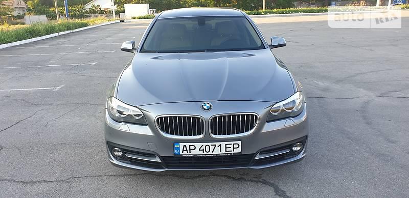 BMW 5 серия 2015 року в Запоріжжі