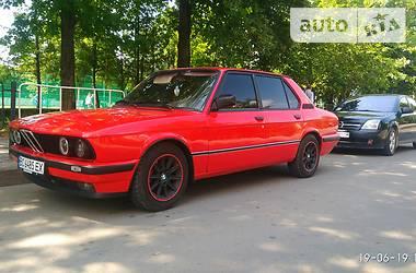 BMW 520 1979 в Львове