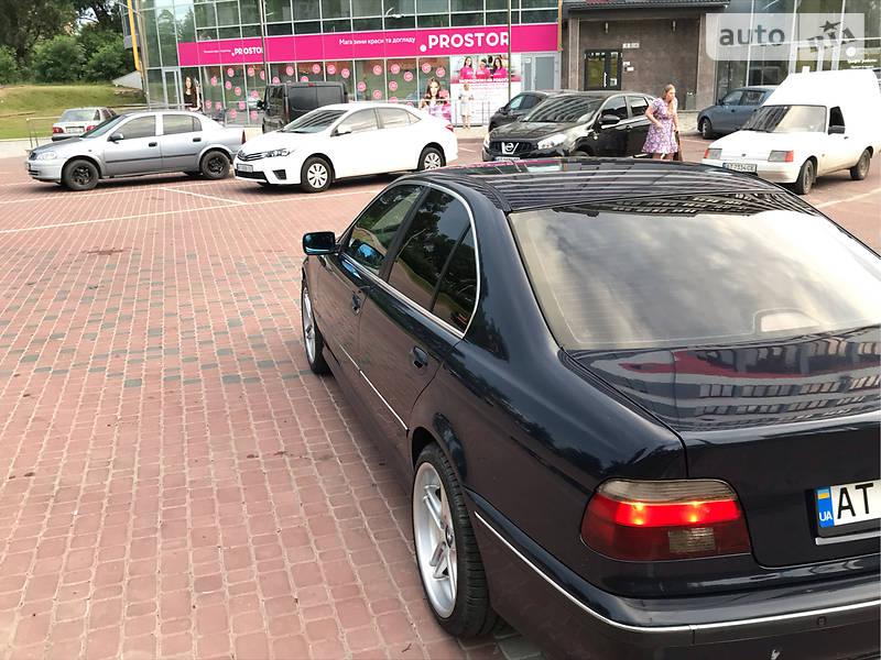 BMW 5 серия 1998 года в Ивано-Франковске