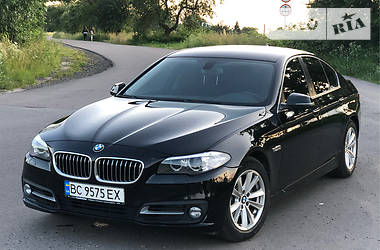 BMW 520 2014 в Львове