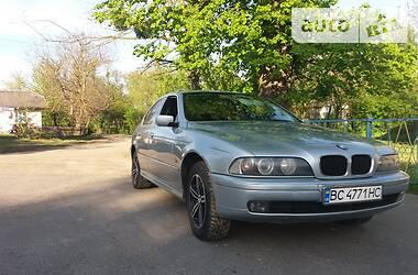 BMW 520 1997 в Жидачове