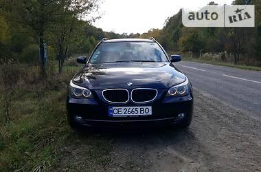 BMW 520 2007 в Черновцах