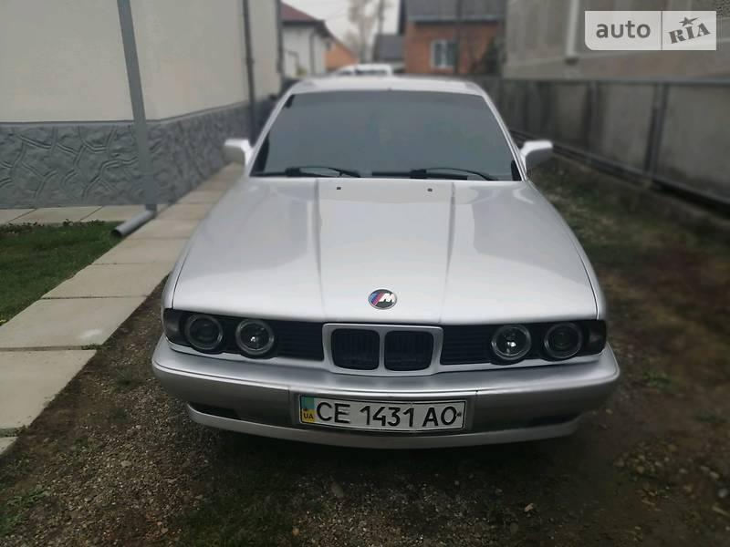 BMW 520 1989 в Черновцах