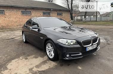 BMW 520 2015 в Луцьку