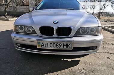 BMW 520 2002 в Авдеевке