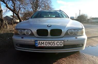 BMW 520 2002 в Бердичеве
