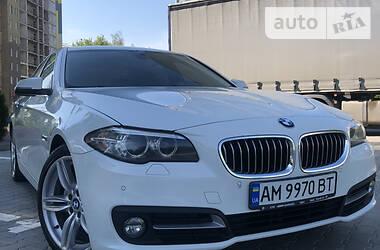 BMW 520 2016 в Житомире