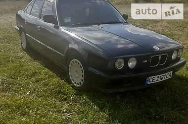 BMW 520 1990 в Черновцах