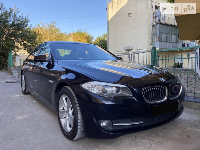 BMW 520 2011 в Львові
