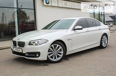 BMW 520 2016 в Виннице