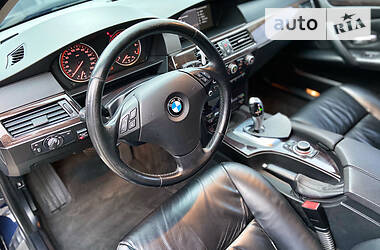 BMW 520 2008 в Києві
