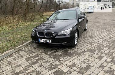 BMW 520 2008 в Львове