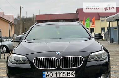 BMW 520 2011 в Иршаве