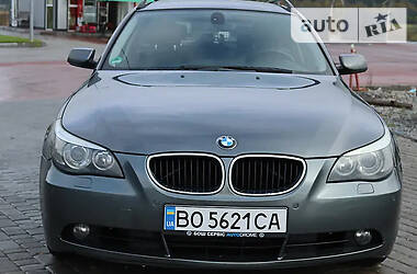 BMW 520 2007 в Тернополі