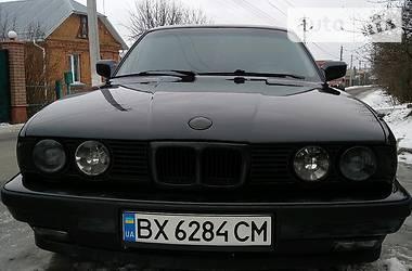 BMW 520 1990 в Хмельницком