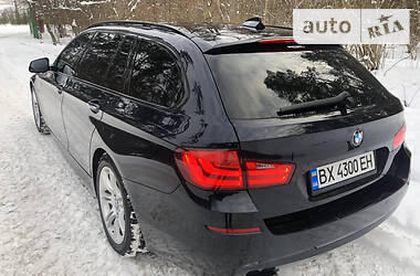 BMW 520 2012 в Шепетівці