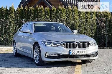 BMW 520 2017 в Стрые