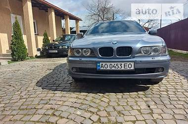 BMW 520 2001 в Чопе