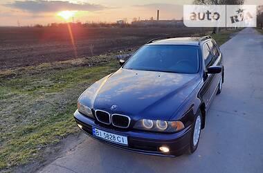 BMW 520 2000 в Миргороде