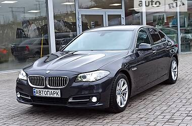 BMW 520 2015 в Днепре