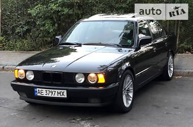Седан BMW 520 1990 в Луцке