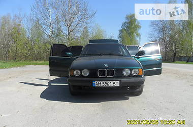 BMW 520 1991 в Новограде-Волынском
