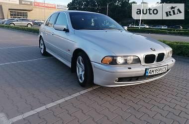 BMW 520 2002 в Андрушевке