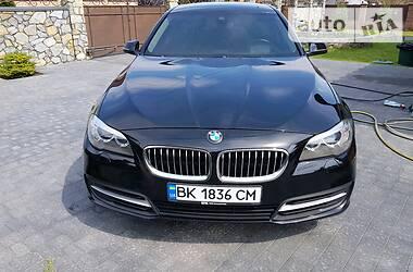 BMW 520 2015 в Ровно