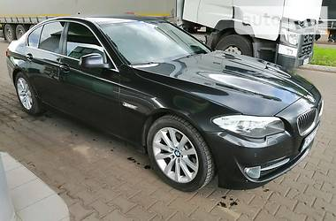 Седан BMW 520 2011 в Червонограде