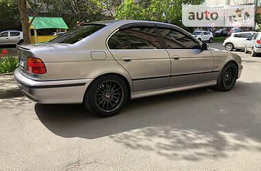 Седан BMW 520 1998 в Одессе