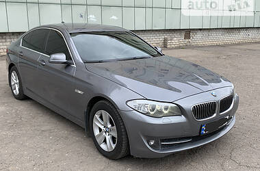 Седан BMW 520 2013 в Бердянську
