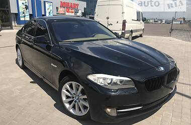 Седан BMW 520 2011 в Ковеле