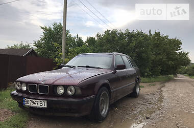 Универсал BMW 520 1994 в Веселинове