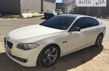 Седан BMW 520 2012 в Звенигородке