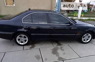 Седан BMW 520 1998 в Ужгороді