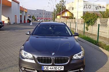 Унiверсал BMW 520 2016 в Чернівцях
