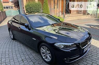 Седан BMW 520 2011 в Мукачево