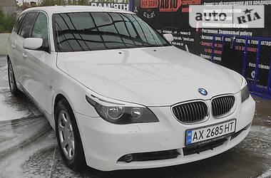 Унiверсал BMW 520 2006 в Харкові