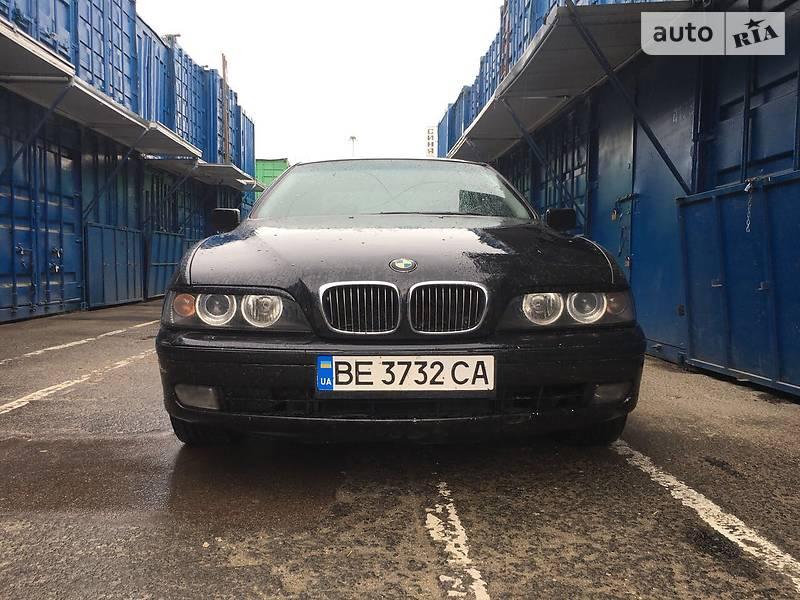 BMW 523 1998 в Одессе