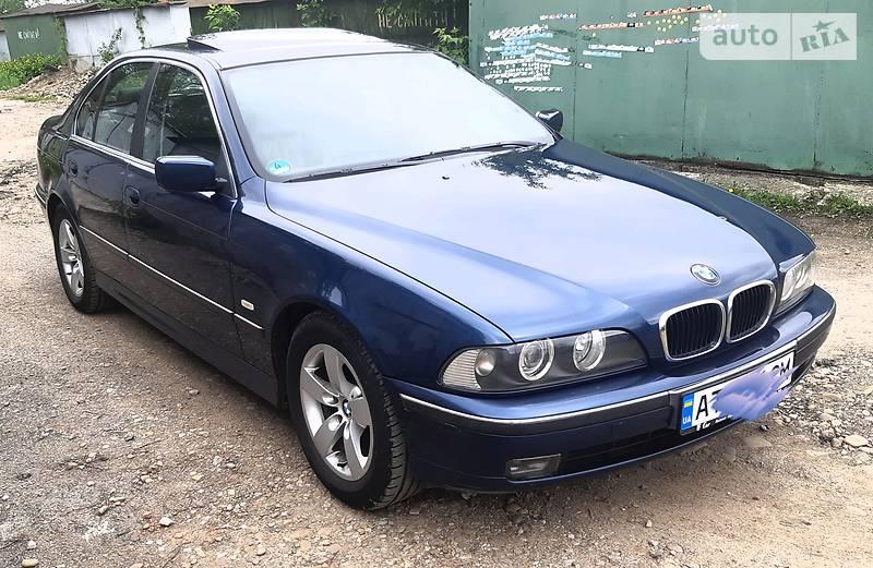 BMW 5 серия 1999 року в Івано-Франківську