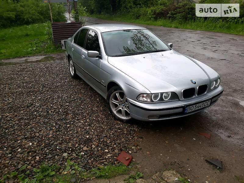 BMW 523 1996 в Черновцах