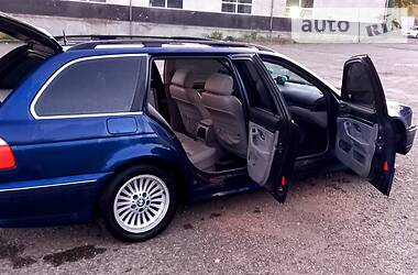 BMW 523 1997 в Черновцах