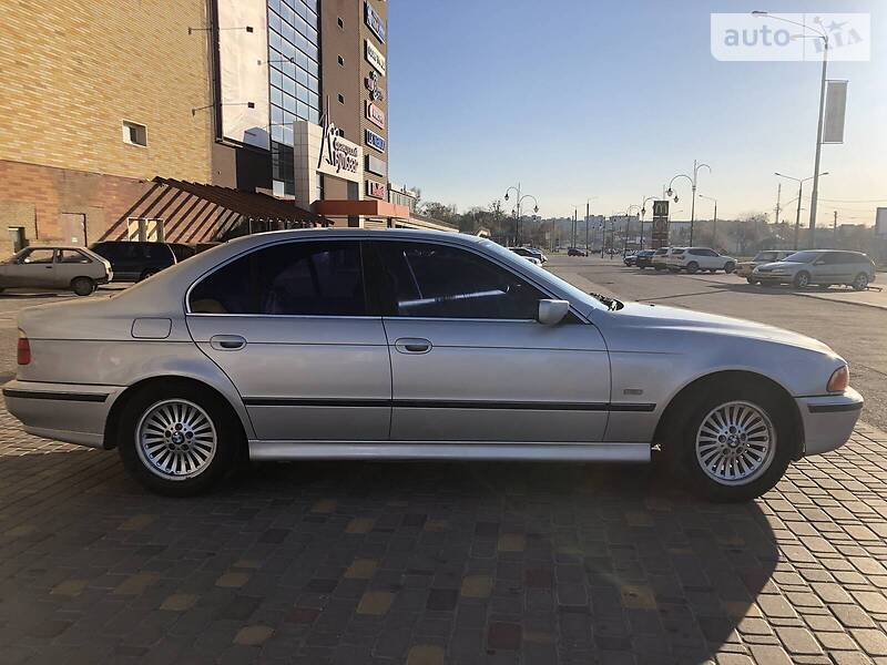 BMW 523 1999 в Харькове
