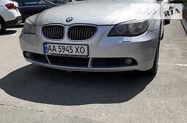 Седан BMW 523 2006 в Киеве